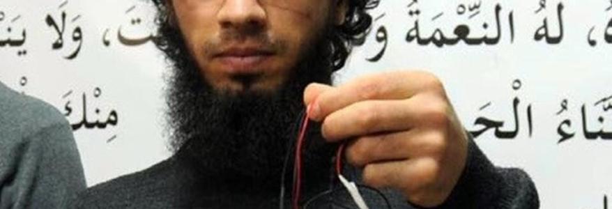 Turkish authorities captured senior Islamic State member