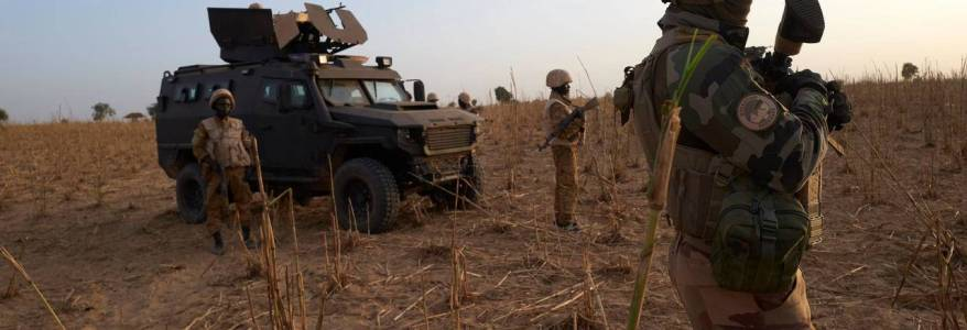 Two French soldiers killed in Mali during counterterrorism mission