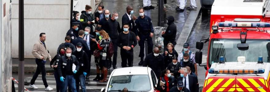Two potentially dangerous assailants on the run after the latest machete attack in Paris
