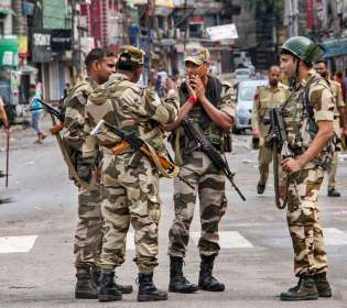 GFATF - LLL - Two soldiers injured in Jammu and Kashmir encounter as terrorists flee