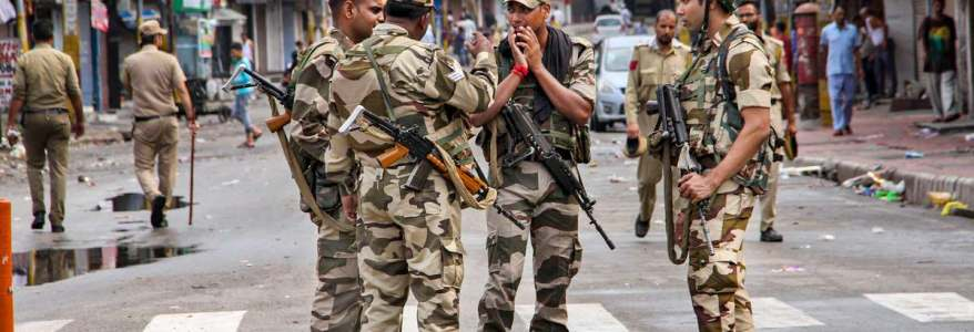 Two soldiers injured in Jammu and Kashmir encounter as terrorists flee