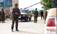 At least twenty Afghan soldiers killed in a Taliban attacks on military base in Afghanistan