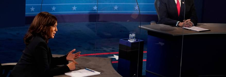 Death of Islamic State hostage Kayla Mueller discussed during the Pence-Harris vice presidential debate
