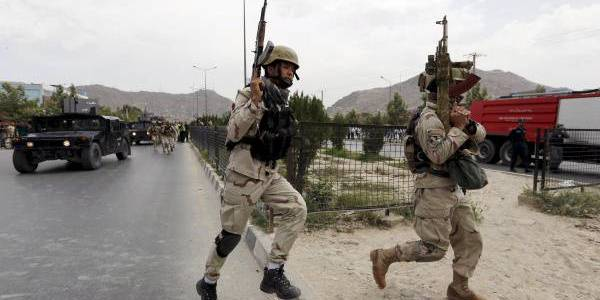 Five Taliban terrorists killed in a recent clashes with security forces in Helmand Province