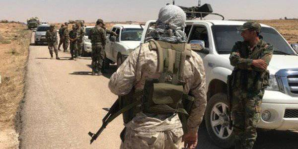 """Four members of Russian-backed """"Fifth Corps"""" killed in armed attack by Islamic State terrorists"""