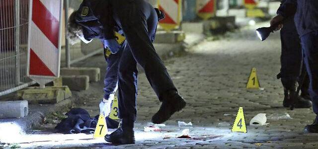 German authorities investigate the deadly stabbing as terrorist attack