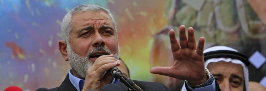 Hamas leadership meets with the opposition in Bahrain to coordinate activities against the peace agreement with Israel