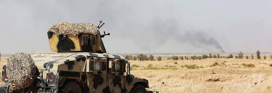 Terrorist killed and two soldiers wounded in terrorist attack in Kirkuk