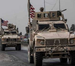 GFATF - LLL - Roadside bomb strikes US led coalition convoy in Iraq