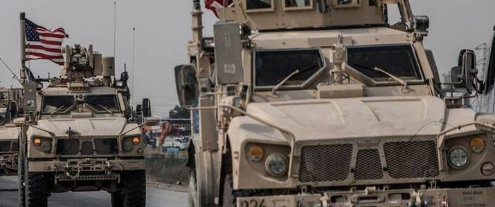 Two explosive devices target the US-led coalition in Iraq