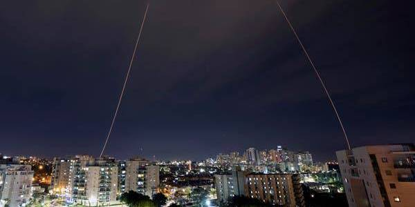 Rocket fired from Gaza after Israeli forces uncovered cross-border tunnel