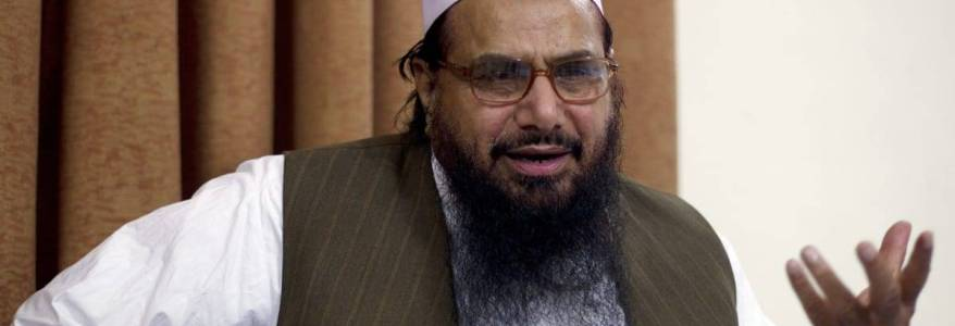 The Enforcement Directorate files chargesheet against Lashkar-e-Taiba chief Hafiz Saeed in terror funding case