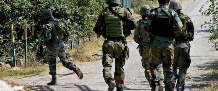 Terrorist killed in encounter with security forces in Jammu & Kashmir's Shopian
