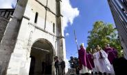 Trial opens for failed Islamic State terrorist attack on French church