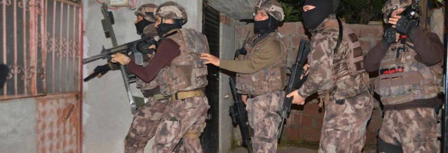 Turkish authorities detained 25 Islamic State suspects in counterterrorism operation in Ankara