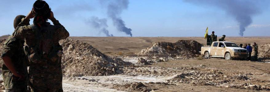 YPG militants release hundreds of Islamic State-linked terrorists