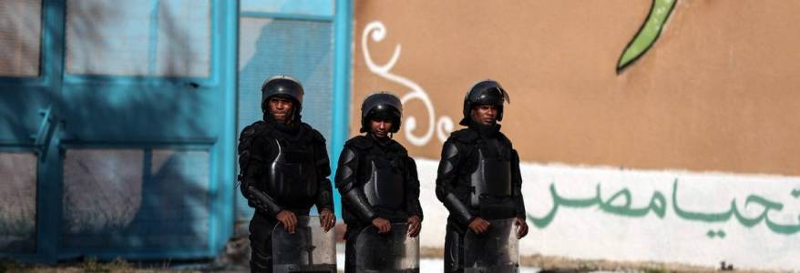 Eleven people face Islamic State terror charges including Libyans in Egypt