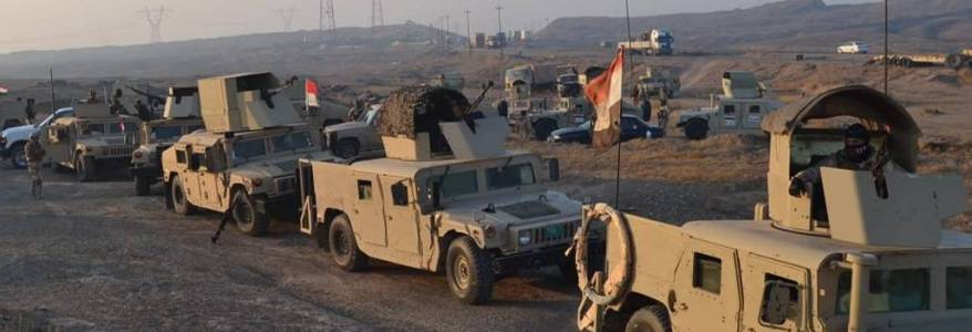 Four Islamic State terrorists arrested in Al-Anbar