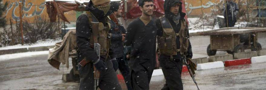 Two terror suspects arrested for killing female Afghan journalist