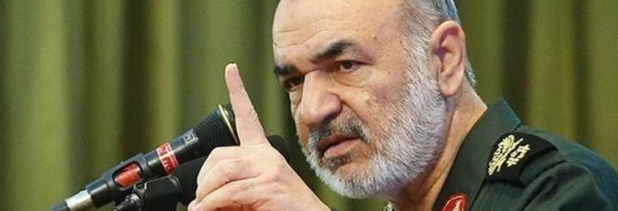 IRGC chief Salami vows to avenge Qassem Soleimani killing in the field
