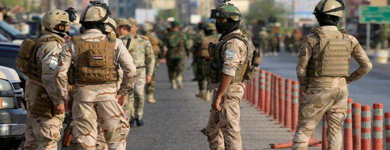 Seven Islamic State terrorists detained in Baghdad
