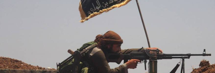 Islamic State terrorists killed eleven Syrian pro-regime fighters in the latest clashes