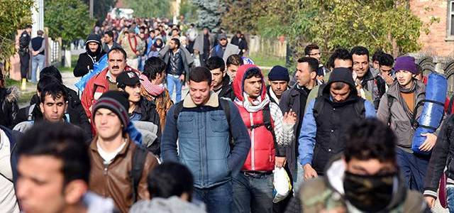 Terrorist Brahim Aouissaoui illegally crossed the EU border with other migrants