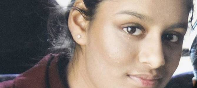 UK Court: Islamic State bride Shamima Begum may not be continuing threat