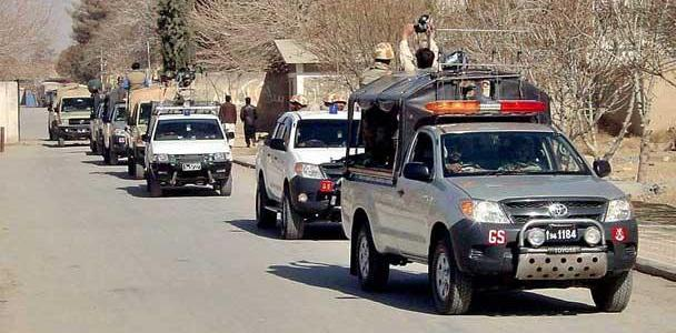 10 terrorists killed in intelligence-based operation in Awaran