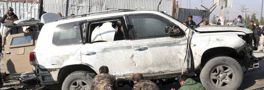 Afghanistan car bombing killed three people including Kabul's deputy governor
