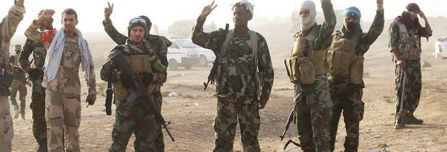 At least twelve Islamic State terrorists killed in Badush operation