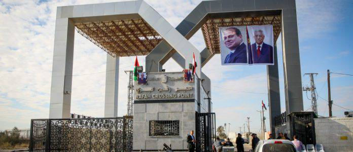 Egyptian authorities sanctioned Hamas and closes Gaza embassy