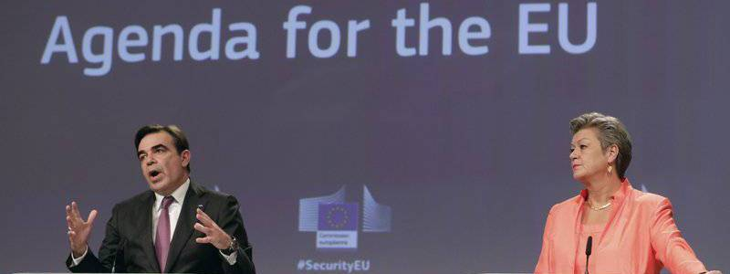 European Union wants to boost border security against terrorist attacks