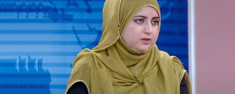 Gunmen killed Afghan female TV anchor and her driver
