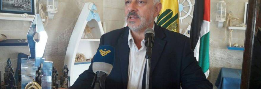 Hezbollah welcomes command delegation from Popular Front for the Liberation of Palestine