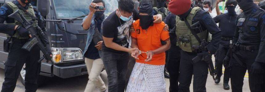 Indonesia uncovers training site for Jemaah Islamiyah terrorist network in Central Java