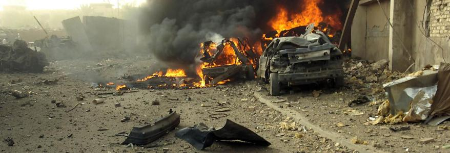 Islamic State's IEDs attack and terrorize civilians even after its defeat