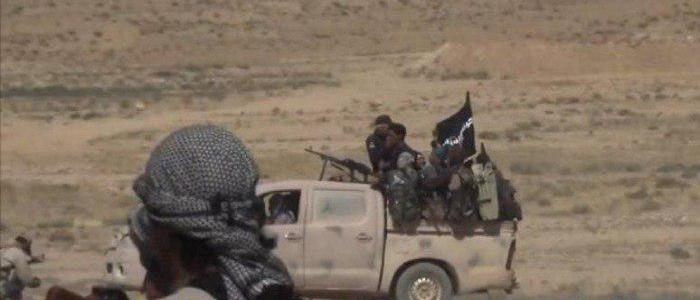 Islamic State cells target U.S. base perimeter in the Al-Omar oil field