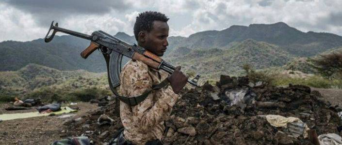 More than 100 people killed in terror attack on Ethiopian village