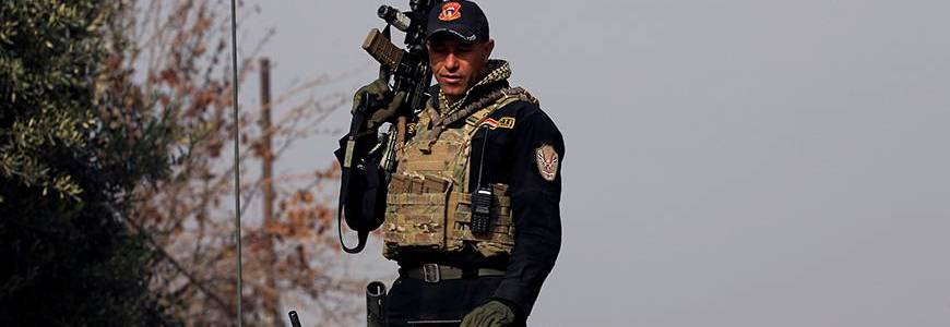 Suicide bomber killed in Baqubah by the Iraqi army forces