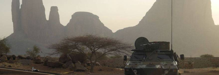 Three French soldiers killed in Mali during counterterrorism mission