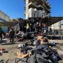 Roadside bombing at Baghdad market killed at least 25 people