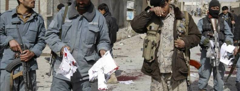 Four killed and wounded in a bomb blast in Afghanistan's Baghlan