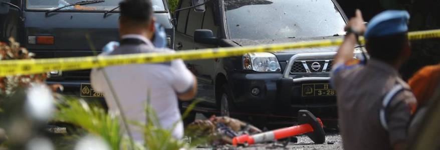 Five men arrested in Aceh over alleged links with the Islamic State terrorist group