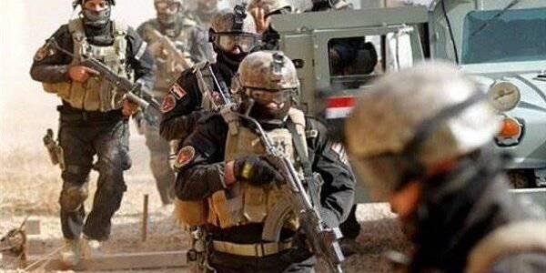 Four Iraqi soldiers killed in bomb blast in Baghdad