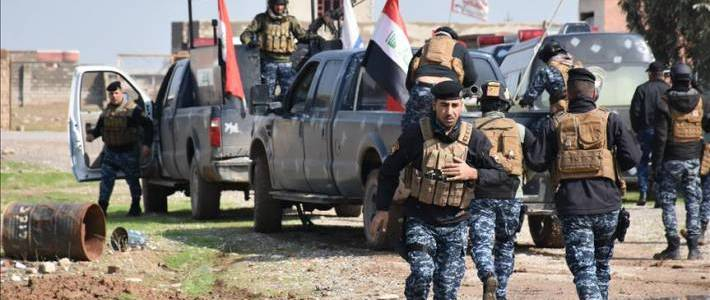 Iraqi security forces arrested six Islamic State terrorists in Mosul