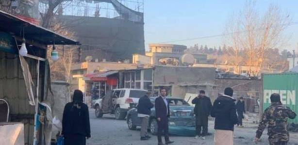 Italian embassy vehicle attacked by magnetic bomb in Kabul