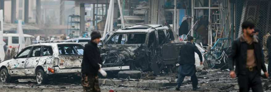 Roadside bomb killed three people in Kabul including Afghan security spokesman
