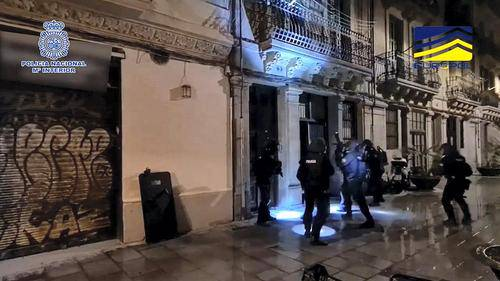 Suspected Islamic State terrorist arrested in Spain after returning from Iraq and Syria