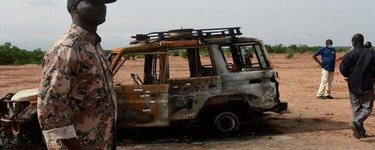 Four Niger soldiers killed in double terrorist attack